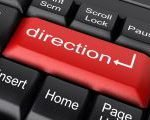 About direction key