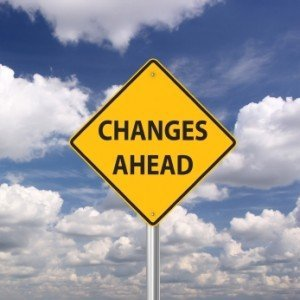 Ministry Transition = Change