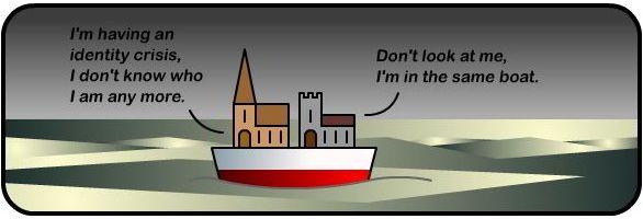 SOS Identity Crisis